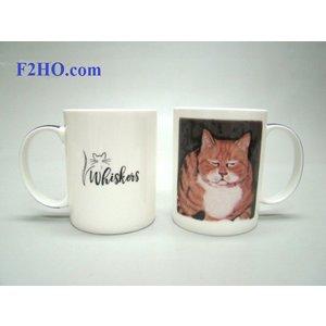 Leonardo Collection Mug Wiskers Jack