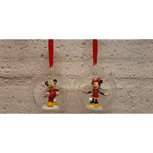 Disney Mickey & Minnie Baubles 2