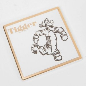 Disney Magical Moments Tigger Classic Collectable Coaster