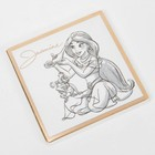 Disney Magical Moments Jasmine Classic Collectable Coaster