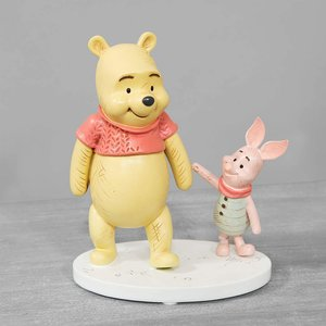 "Disney Magical Moments Pooh & Piglet ""Walking"""