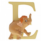 "Disney Enchanting ""E"" - Baby Elephant"