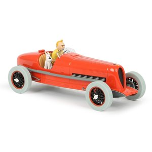 Tintin (Kuifje) The Red Bolide (1/24)