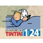 Tintin Transport Cars 1/24
