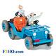 Tintin Transport Cars 1/43