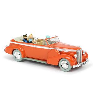 Tintin (Kuifje) The New-Delhi Taxi (1/24)