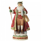 "Jim Shore's Heartwood Creek German Santa ""Herr Winter"""
