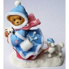 "Cherished Teddies Broolyn ""We're Off To Make Hearts Merry"""