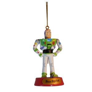 Disney Kurt S. Adler Buzz Lite Year Nutcracker - Toy Story (HO)