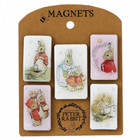 Beatrix Potter / Peter Rabbit Flopsy Magnet Set (Peter Rabbit)