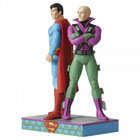 DC Comics (Jim Shore) Superman and Lex Luthor