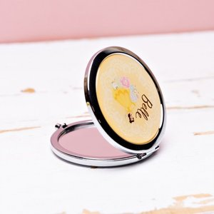 Disney Magical Moments Belle  Compact Mirror