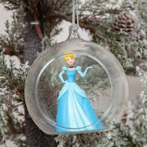 Disney Magical Moments Cinderella Beauty Classic Collectable  3D Bauble