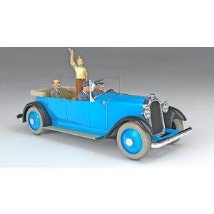 Tintin (Kuifje) The Celebration Limousine (1/24)