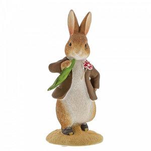 Peter Rabbit (Beatrix Potter) by Border Benjamin ate a Lettuce Leaf