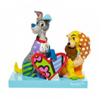 Disney Britto Lady and the Tramp (Limited Edition)