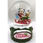 Disney Traditions Mickey & Minnie Christmas (Snowglobe)