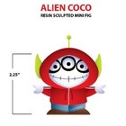 Disney Showcase Alien Coco (Mini)