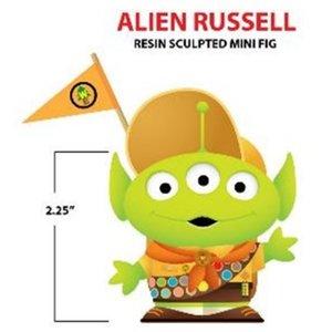 Disney Showcase Alien Russell (Mini)
