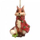 Jim Shore's Heartwood Creek Winter Wonderland Fox (HO)