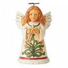 Jim Shore's Heartwood Creek Angel with Star (Mini Fig.)