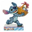 "Disney Traditions Stitch Running Off ""Bizarre Bunny"""