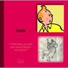 Tintin (Kuifje) Kuifje-personageboek