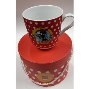 Disney United Labels Best of Mickey Mug (Petticoat) Minnie