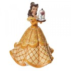 Disney Traditions Belle 'Deluxe' A Rare Rose