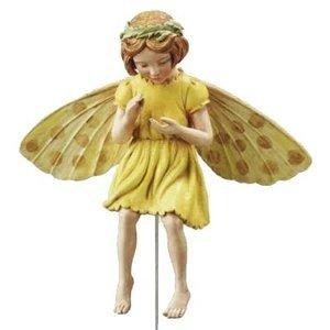 Flower Fairies Boerenwormkruid Fairy (Steker)