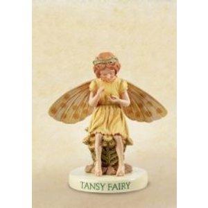 Flower Fairies  Boerenwormkruid Fairy (on Base)