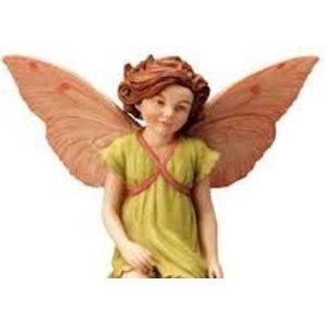 Flower Fairies  Appelbloesem Fairy - Meisje (on Base)
