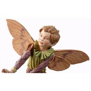 Flower Fairies Beukenboom Fairy (on Base)