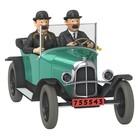 Tintin (Kuifje) The Citroën Torpedo 5CV (1/24)