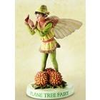Flower Fairies De Plataan Fairy  (on Base)