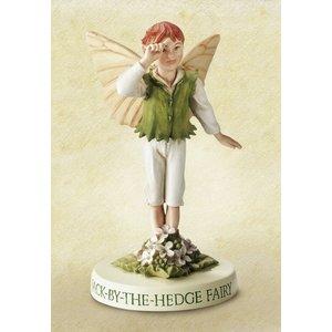 Flower Fairies Bieslook Fairy  (on Base)