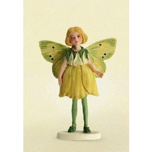 Flower Fairies Boterbloem Fairy MINI (on Base)