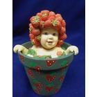 Anne Geddes Strawberry Baby