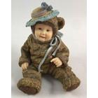 Anne Geddes Teddybear Baby (with hat)