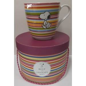 Disney United Labels Best of Snoopy Mug (Happy Colours)