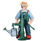 Gilde Clowns The water pump