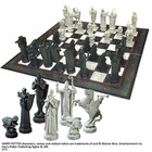 Harry Potter Noble Colection Wizard Chess Set (Harry Potter)