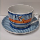 Disney Donald, Pluto & Mickey Cup & Saucer