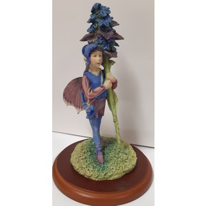 Flower Fairies Bugle Fairy (Zenegroen)