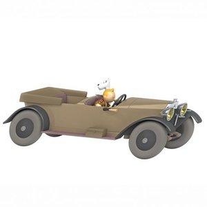 Tintin (Kuifje) The Coloured Mercedes (1/24)