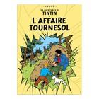 Tintin (Kuifje) Poster (French Edition) Tintin – L'affaire Tournesol