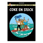 Tintin (Kuifje) Poster (French Edition) Tintin – Poster Tintin – Coke en stock -