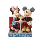 Disney Traditions Mickey & Minnie 'Love Comes In Many Flavours'