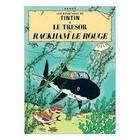 Tintin (Kuifje) Poster Rackham Tintin