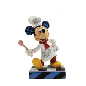 Disney Traditions Chef Mickey Mouse